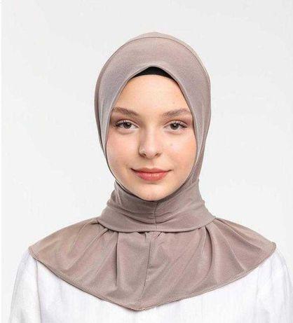 Хиджаб орамалы, 2 в 1