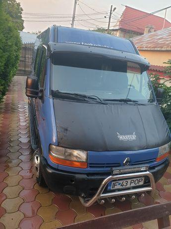 Renault Master Autorulota