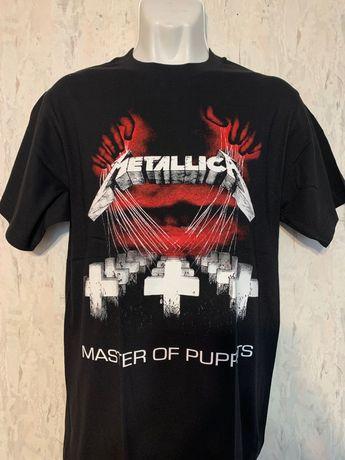 Тениска Metallica. Внос и печат САЩ