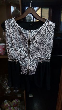 Блуза туника ,феерична,нова с етикета е