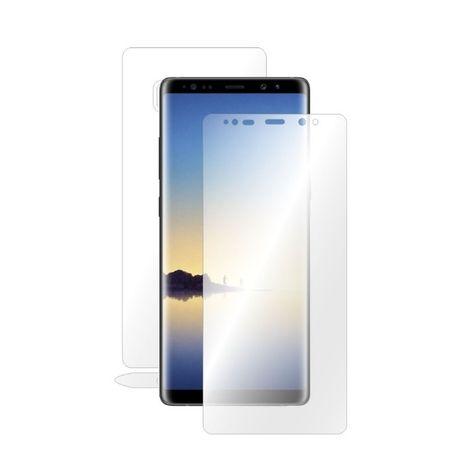 Folie Protectie Fata+Spate Antisoc Samsung Note 8 MONTAJ GRATUIT