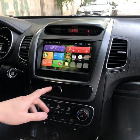 Автомагнитолы Redpower, Teyes, MacAudio на андроиде