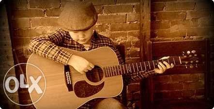 Lecții(Cursuri) Chitară acustic/elect,Bass,ukulele și tobe!!!