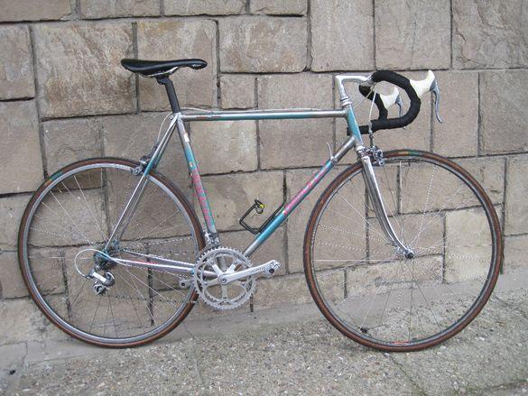 Dancelli Campione d'Italiia-шосеен велосипед-Ретро