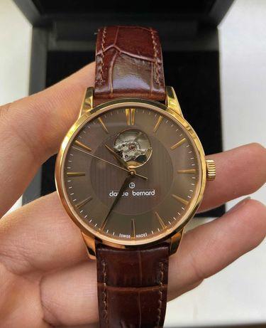 Claude Bernard Classic Automatic диаметр 40.5mm (PVD/rose gold)