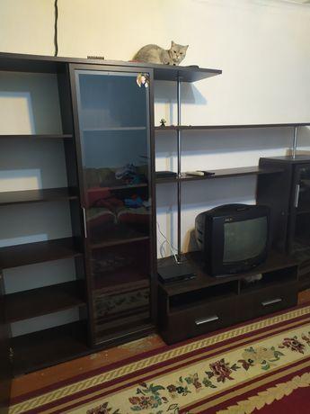 Мебель  горка в зал подставка для телевизора