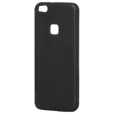 Husa pentru Huawei P10 Lite, GloMax Perfect Fit, Negru