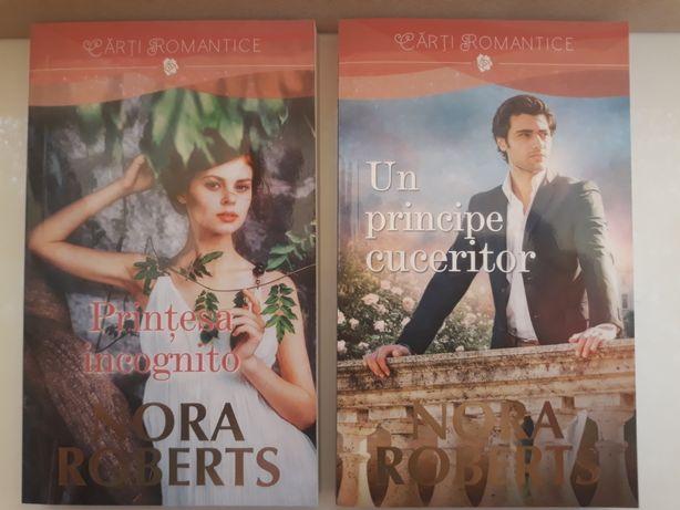Nora Roberts-cărți romantice