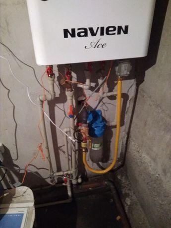 Отопление батареи, тёплый пол