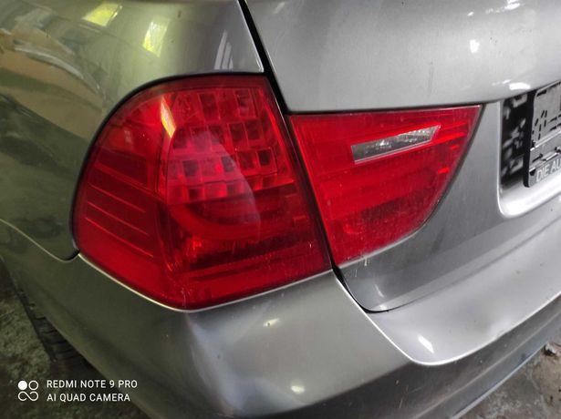 Stop Tripla LED originala caroserie exterior stanga BMW E91 LCI