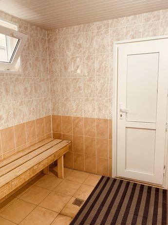 Новая семейная баня Талгар