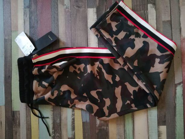 Pantalon trening Zara Man Camo