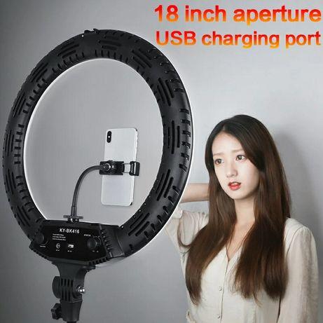 Кольцевая лампа,  48 см,  480лед,  оптом и в розницу