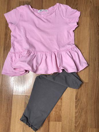 Летни дрехи за момиче 3 - 4 год.
