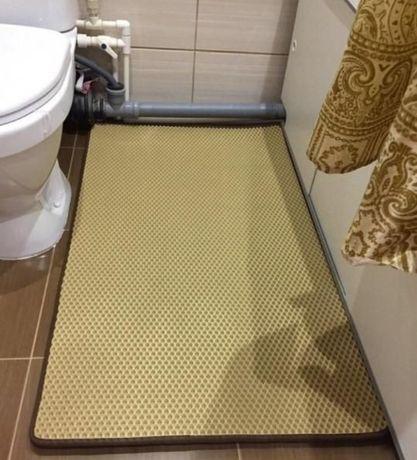 Эва коврики в ванную комнату и санузел