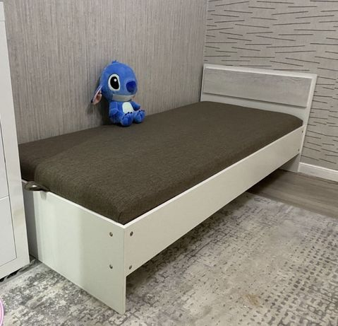 Одноместные (односпальные, однаспалка новый) кровати от производителя
