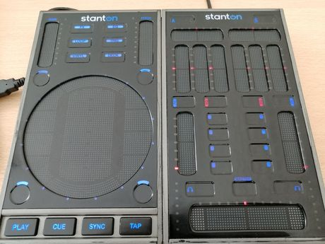 DJ контроллер Stanton (сенсорный)