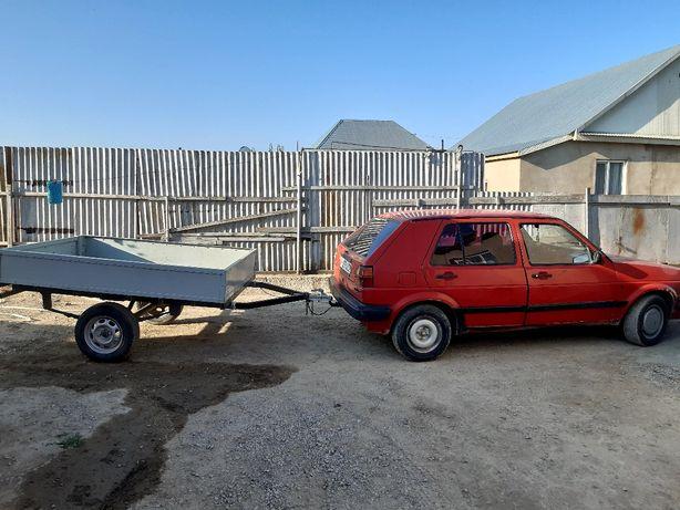 Продам машину с прицепом