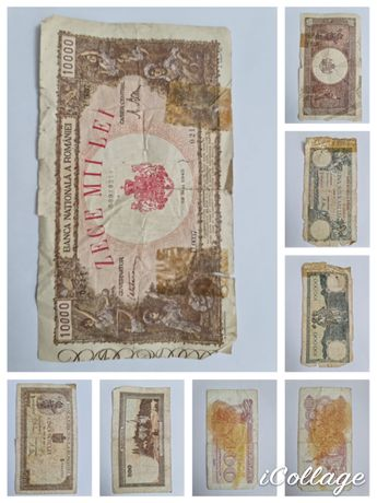 Vand bancnote vechi