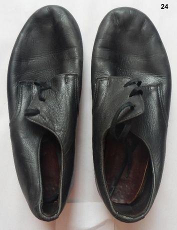 pantofi de dans pt. băieţi-lung. tălpii 24 cm