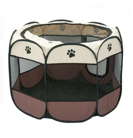 Cusca/tarc, pliabil pentru animale de companie, interior si exterior