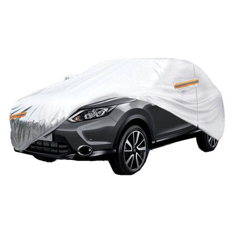 Prelata auto premium VW Touareg, impermeabila, anti-umezeala si anti-z