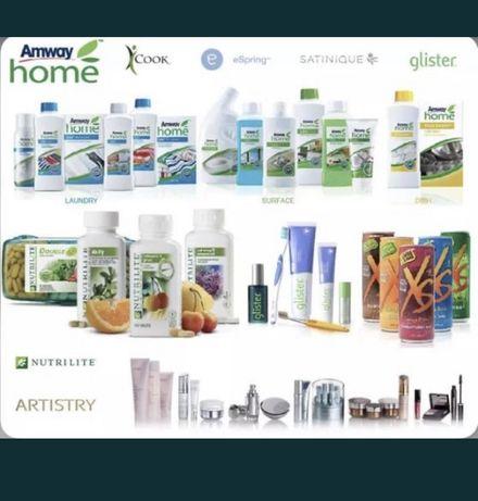 Amway продукциялары/товары