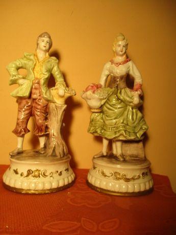 2 statuete din portelan 40 cm