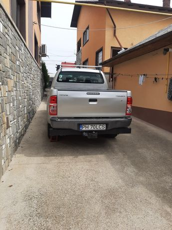 Toyota hilux 2.5  an 2013