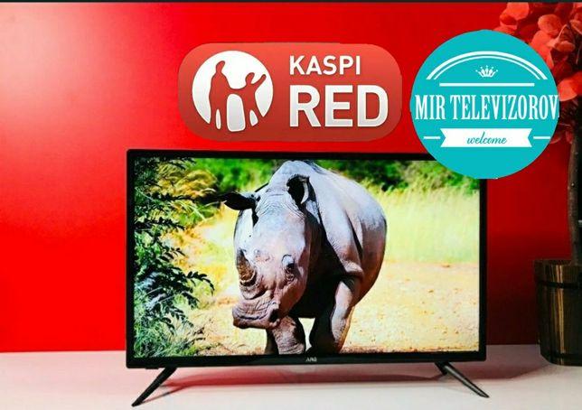 80cm Новый телевизор отау тв 26 каналов ( не смарт ) запечатоный