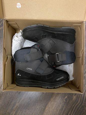Полуботинки детские, ботинки зимние Viking. 26 р