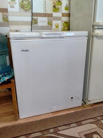 Продаётся морозильная камера Haier