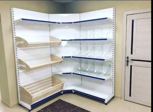 Торговое оборудование , стеллажи , витрины, прилавки , г . Кызыл Орда