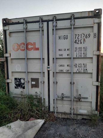 Продам 40 футовый контейнер. Кызылорда.