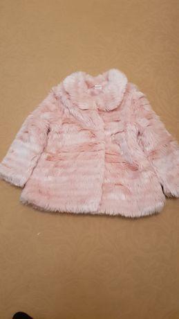 Зимно детско яке в много добро състояние като нов е ...