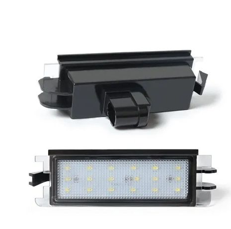 Lampa LED numar dedicata Renault Clio II