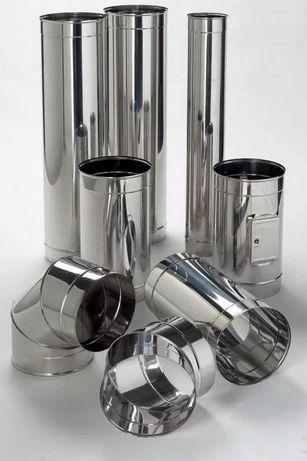 Кюнци нераждаеми димоотводи траби от ф80 до ф400