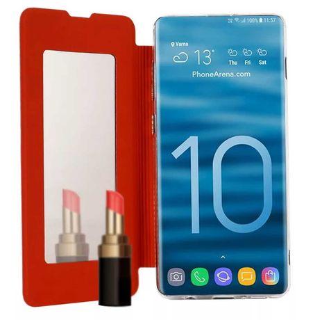 Кейс с огледало Samsung S10+ plus