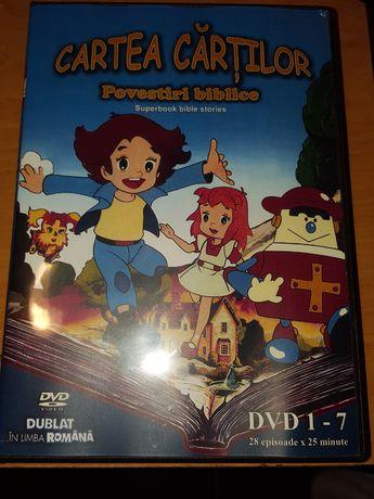 Vând seria de povestiri biblice pentru copii Cartea Cărților