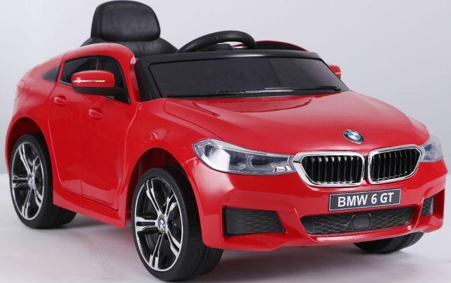 Masinuta electrica Bmw Seria 6 GT 60W 12V STANDARD #Rosu