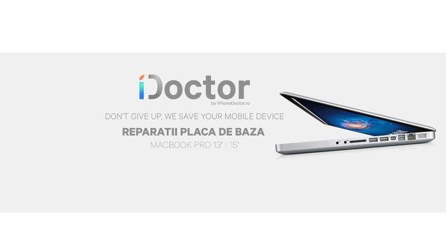Reparatie Inlocuire placa de baza Apple Macbook
