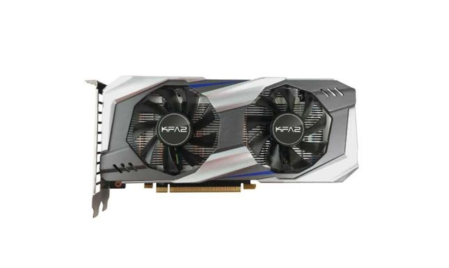 Placa video KFA GeForce® GTX 1060 OC, 6GB GDDR5, 192-bit