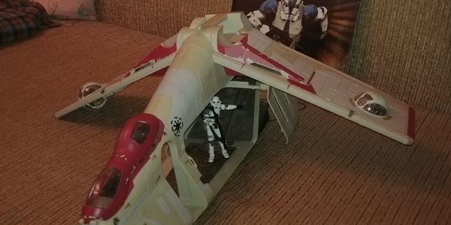 Звёздные Войны. Republic Attack Gunship.