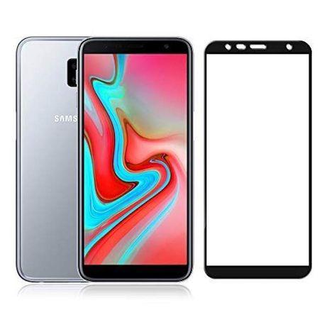 5D стъклен протектор Samsung A50,A30,A6,A7 2018,A9,J6 Plus,J4 Plus