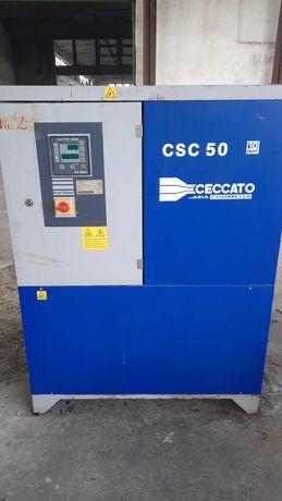 Compresor Surub Ceccato Csc 50