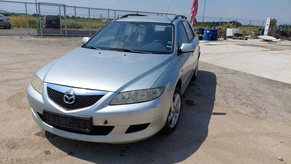 Mazda 6 - 2.0D - 136к.с - 2005г - на части