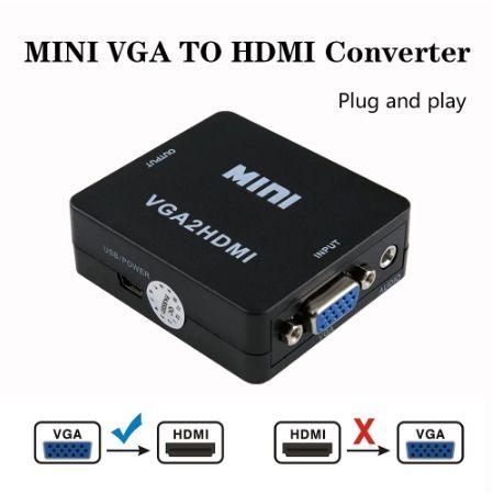 Переходник VGA на HDMI