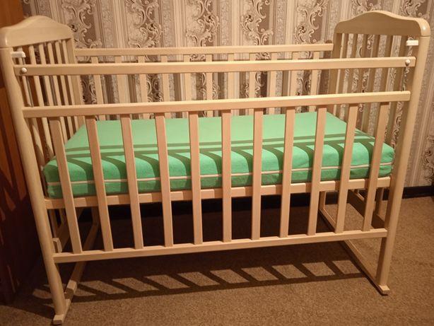 Детская кроватка+ бортики+Кокан