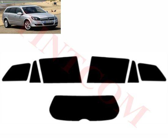 Opel Astra H (5 врати, комби, 2004 - 2009) Фолио за тониране на стъкла