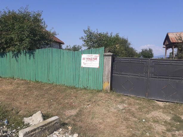 Vand teren cu cadastru construibil pentru casa sau  afacere !